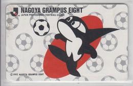 JAPAN FOOTBALL CLUB NAGOYA GRAMPUS EIGHT - Sport