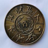 Médaille Crédit Agricole Mutuel - Belgium