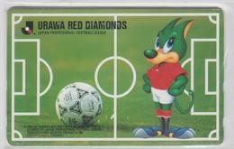 JAPAN FOOTBALL CLUB URAWA RED DIAMONDS - Sport
