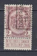 1727 Voorafstempeling Op Nr 82 - TONGEREN 1911 TONGRES -  Positie A - Precancels