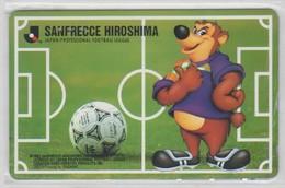 JAPAN FOOTBALL CLUB SANFRECCE HIROSHIMA - Sport