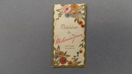 Carte Parfumée MOLINARD GRASSE - Perfume Cards
