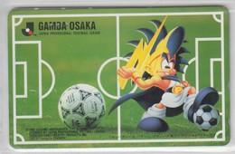 JAPAN FOOTBALL CLUB GAMBA OSAKA - Sport