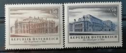 Autriche 1955 / Yvert N°853-854 / ** - 1945-60 Ungebraucht
