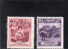 LIECHTENSTEIN 1930 * - Liechtenstein