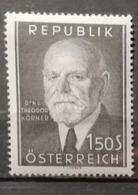 Autriche 1957 / Yvert N°864 / ** - 1945-60 Ungebraucht