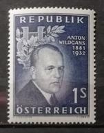 Autriche 1957 / Yvert N°866 / ** - 1945-60 Ungebraucht