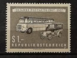 Autriche 1957 / Yvert N°867 / ** - 1945-60 Ungebraucht