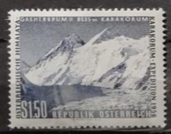 Autriche 1957 / Yvert N°869 / ** - 1945-60 Ungebraucht