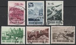 918 / 923 Culturele Oblit/gestp - Used Stamps