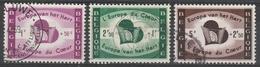 1090/1092 L'Europe Du Coeur /Europa V/h Hart Oblit/gestp - Used Stamps