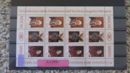 VATICAN- NICE MNH SHEET - Collections