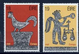Europa CEPT 1981 Irlande - Ireland - Irland Y&T N°440 à 441 - Michel N°439 à 440 *** - Europa-CEPT