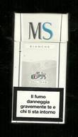 Tabacco Pacchetto Di Sigarette Italia - Philip Morris 2016 Red Da 10 Pezzi ( Tobacco - Tabac - Tabak - Tabaco ) - Empty Cigarettes Boxes