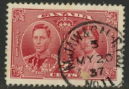 Canada 1937 Used - Gebruikt