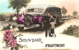 Hautmont : Souvenir D'Hautmont ( Autobus) - Avesnes Sur Helpe