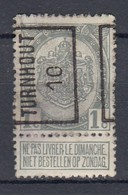 1490 Voorafstempeling Op Nr 81 - TURNHOUT 10 -  Positie A - Precancels