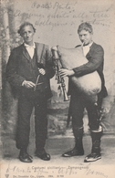 22043 - COSTUMI SICILIANI - IL ZAMPOGNARO - Muziek En Musicus