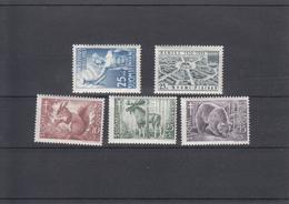 Finland 1953 - Full Year MNH ** - Ganze Jahrgänge