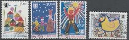 1492/1495 Unicef Oblit/gestp - Belgien