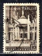B+ Belgien 1952 Mi 922 Koekelberg GH - Used Stamps