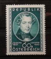 Autriche 1951 / Yvert N°798 / * - 1945-60 Ungebraucht