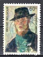 B+ Belgien 1966 Mi 1441 Wouters GH - Belgien
