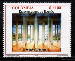 "A345M-COLOMBIA- 2004 -MNH- NARIÑO DEPARTMENT- ""GALERIA DE ESPEJOS"" PAINTING - Kolumbien"