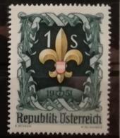 Autriche 1951 / Yvert N°800 / * - 1945-60 Ungebraucht