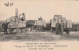 PAYS  BAS FROMAGES DE HOLLANDE  Marque WOLFF  ET PEEREBOOM OOSTHUIZEN - Pays-Bas