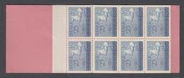 Sweden Booklet 1956 - Facit 112 MNH ** - Markenheftchen