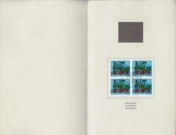 SCHWEIZ 1260-1263, 4erBlock, Gestempelt, In PTT-Präsentationsbroschüre (16 Seiten), Pro Juventute, Kinderspielzeug 1983 - Pro Juventute