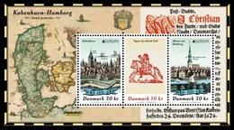 2020 - DANIMARCA / DENMARK - EUROPA CEPT - ANTICHE VIE POSTALI / ANCIENT POSTAL ROUTES. MNH - Europa-CEPT