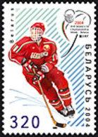 287 - Belarus - 2004 - Ice Hockey - 1v - MNH - Lemberg-Zp - Bielorrusia
