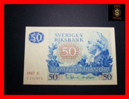 SWEDEN 50 Kronor 1967 P. 53 A  UNC - Suecia