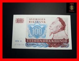 SWEDEN 100 Kronor 1978 P. 54 C  XF - Suecia