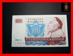 SWEDEN 100 Kronor 1982 P. 54 C  XF - Suecia