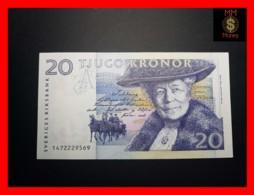 SWEDEN 20 Kronor 1991 P. 61 A  XF - Suecia