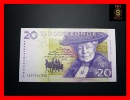 SWEDEN 20 Kronor 2001 P. 63 A  UNC - Suecia