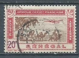 Sénégal Poste Aérienne YT N°28 Oblitéré ° - Sénégal (1887-1944)