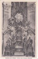 Basilica Di S. Pietro - Altare Della Cattedra (Bernini) - Vaticano