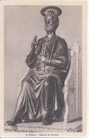 S. Pietro - Statua In Bronzo - Vaticano