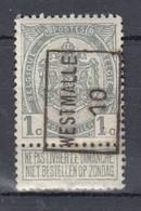 1496 Voorafstempeling Op Nr 81 - WESTMALLE 10 -  Positie A - Precancels