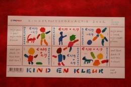 Kinderzegels; NVPH 2114 (Mi Block 76); 2002 POSTFRIS / MNH ** NEDERLAND / NIEDERLANDE / NETHERLANDS - 1980-... (Beatrix)