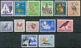 D - [71968]TB//**/Mnh-c:110e-N° 248/60 - Xx/mnh Animaux, Oiseaux, Bateau, Série Complète, Cote 110? - Afrique Du Sud (1961-...)