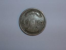 ALEMANIA 2 RENTENPFENNIG 1923 F (1095) - 2 Rentenpfennig & 2 Reichspfennig