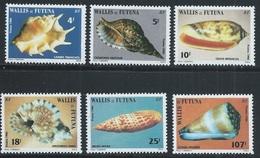 Wallis Yv 337/42 MNH Neufs** - - Wallis Und Futuna