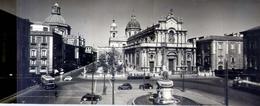 Catania - Il Duomo E Piazza Stegante - Formato Lungo Non Viaggiata - Bozza – E 16 - Catania
