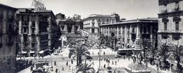 Catania - Piazza Stesicoro - Monumento A Vincenzo Bellini - Formato Lungo Non Viaggiata - Bozza – E 16 - Catania