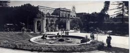 Catania - Villa Bellini E Vasca Dei Cigni - Formato Lungo Non Viaggiata -  Bozza – E 16 - Catania